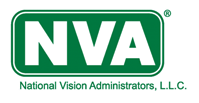 National Vision Administrators logo.